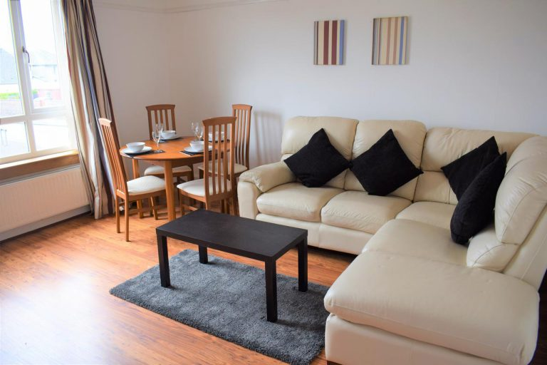McCreadie Apartment- (2 Bedrooms) Grangemouth