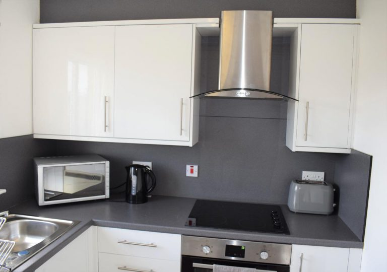 Alexander Apartment- (2 Bedrooms) Falkirk Central