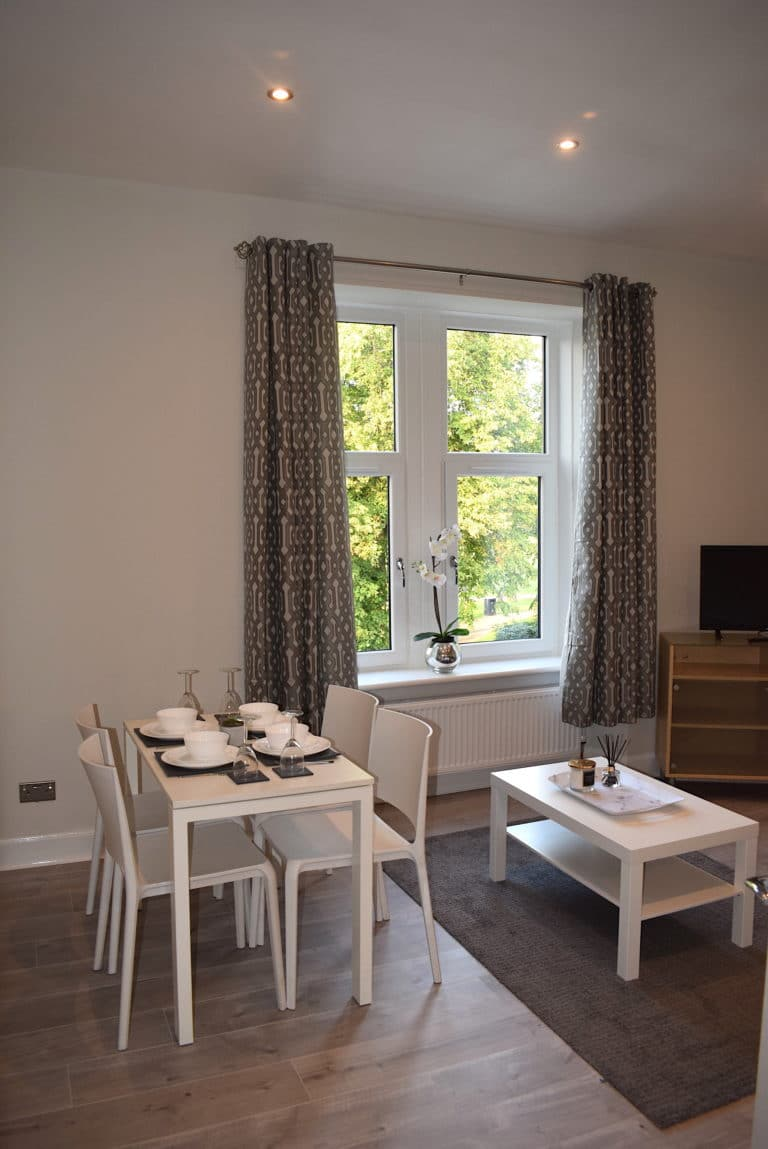 Victoria Apartment (2 Bedrooms) Falkirk